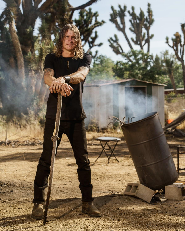 S. Shigley AKA Shigs In Yucca Vallley, California